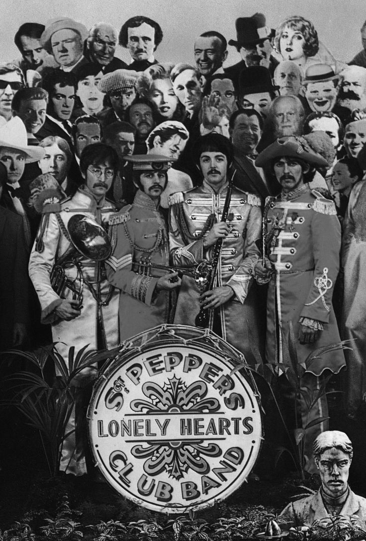 lonely hearts dating club Sgt pepper's lonely hearts club band (reprise) song we're sgt pepper's lonely heart's club band  the song has also been released on singles,.