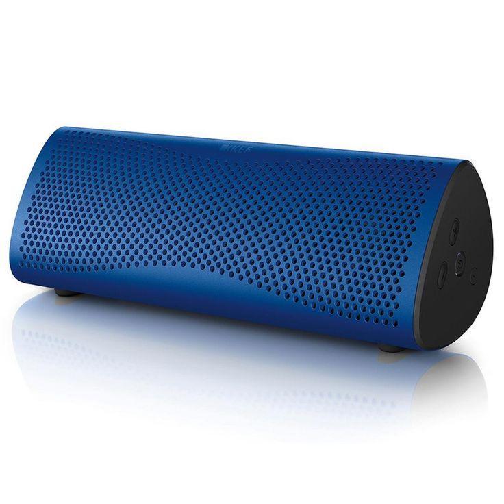 KEF MUO BLUE http://soundzdirect.com/kef-muo-bluetooth-speaker/
