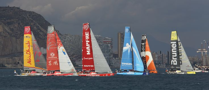 In Port Race 2014 - Alicante Image by Raymond Wiggers