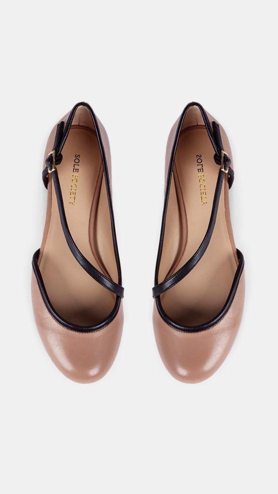 Flats, women s fashion, shoes, style ♡♥