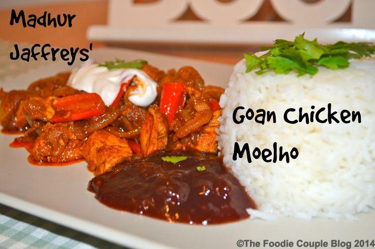 Madhur Jaffreys Goan Chicken Moelho