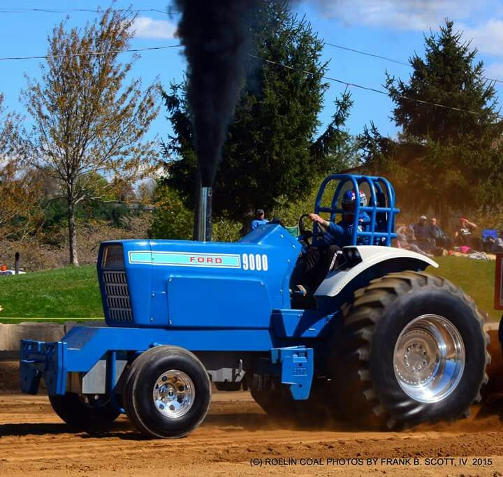 Ford Pulling Tractors : Best images about ford tractors equipment on