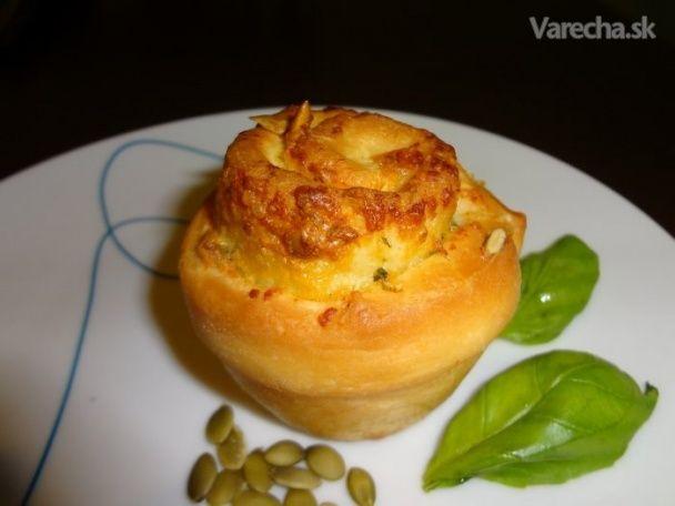 Bylinkové muffiny (fotorecept)