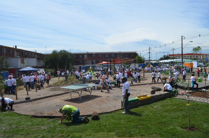 Galería - Fundación Mi Parque: avanzando hacia un diseño participativo de áreas verdes - 14