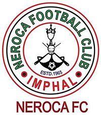 1965, NEROCA F.C. (Manipur, India) #NEROCAFC #Manipur #India (L14071)