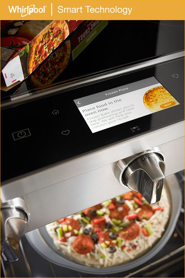 No Need To Preheat With Frozen Bake Technology Tap To Learn More Kitchen Range Kitchen Inspirations Kitchen