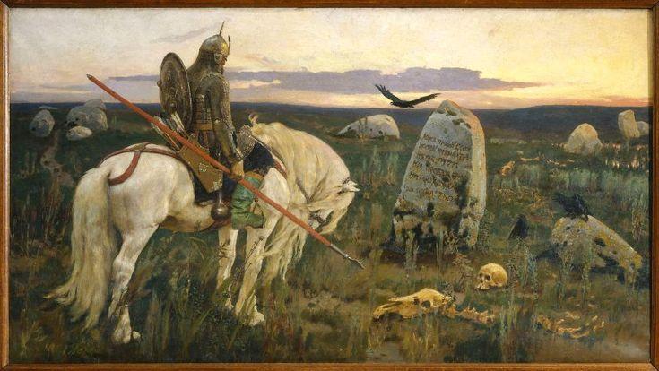 Słowiańska fantastyka i genetyka historyczna - rozmowa z Arturem Szrejterem