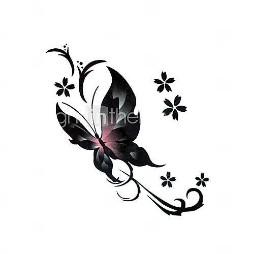 Tatuajes mariposas mariposa tatuaje board tattoo - Tatouage de papillon ...