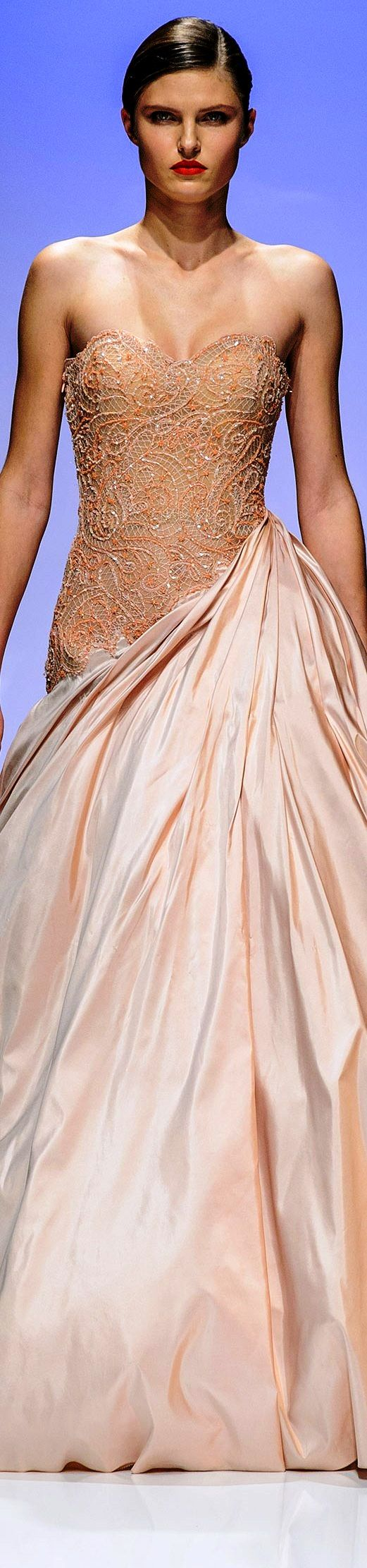 Rani Zakhem Couture Spring-Summer 2016
