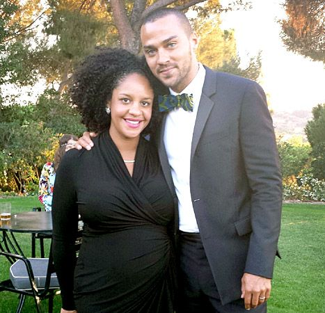 Jesse Williams, Grey's Anatomy Star, Welcomes Baby Girl Sadie With Wife Aryn Drake-Lee