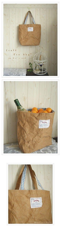 paper bag FABRIC.