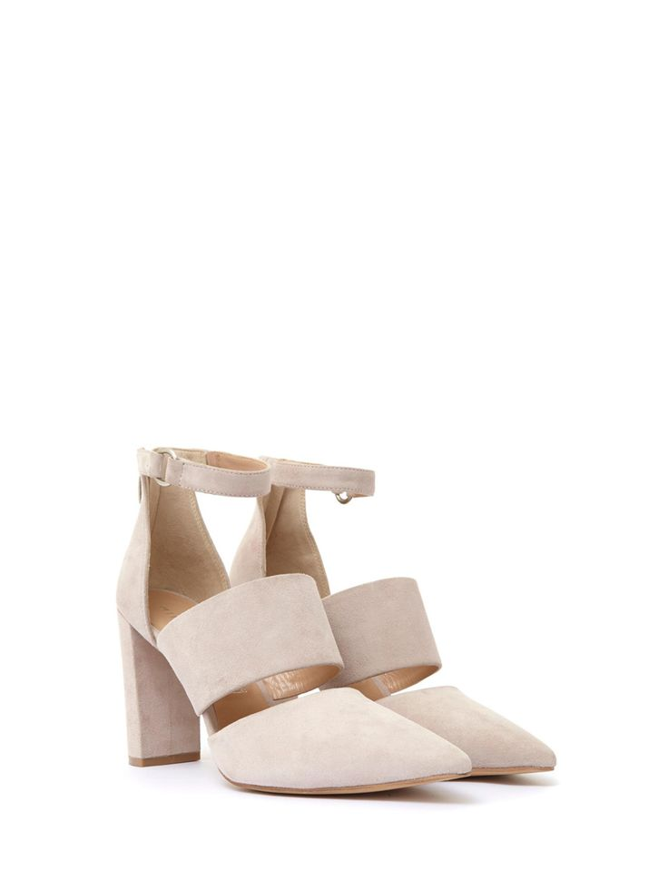 Buy your Mint Velvet Nude Felicity Chunky Heeled Court online now at House of Fraser. Why not Buy and Collect in-store?