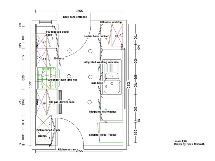 kitchen plan 1