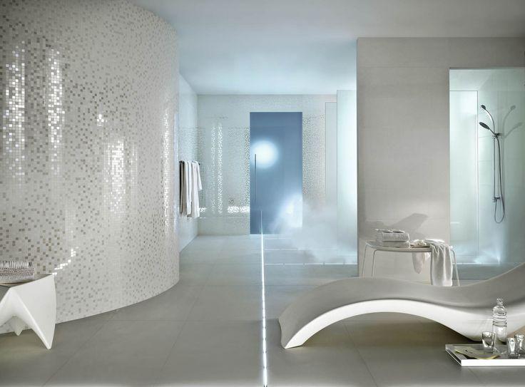 27 best Mosaik images on Pinterest Mosaic, Live and Baths - luxusbad whirlpool