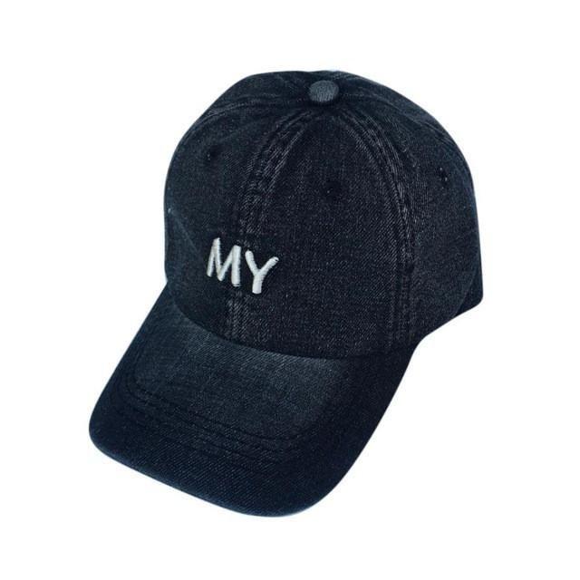 Baseball Cap Men Women Snapback Caps Hats For Women Visor Bone Jeans Denim Blank Gorras Casquette Plain 2017 Cap Hat