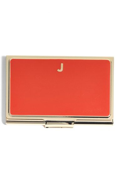 kate spade new york 'one in a million' business card holder available at #Nordstrom