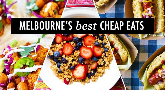 51 of Melbourne's Best Cheap Eats | The Urban List