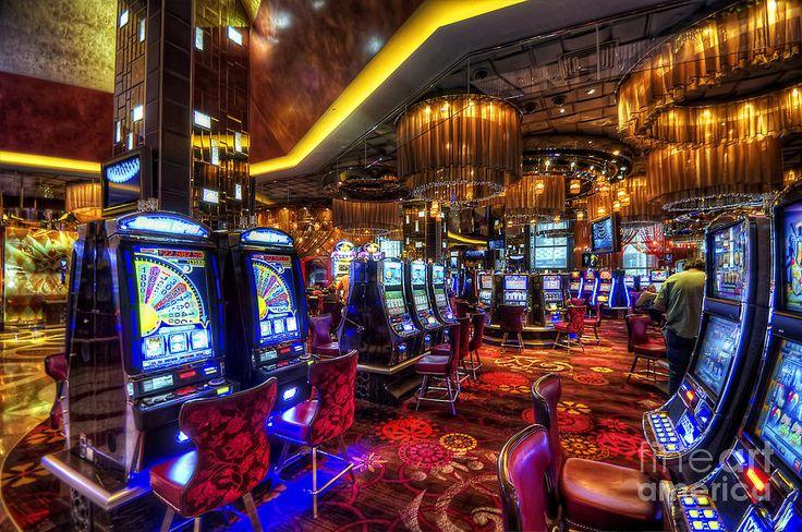 Vegas Slot Machines Photograph  - Vegas Slot Machines Fine Art Print