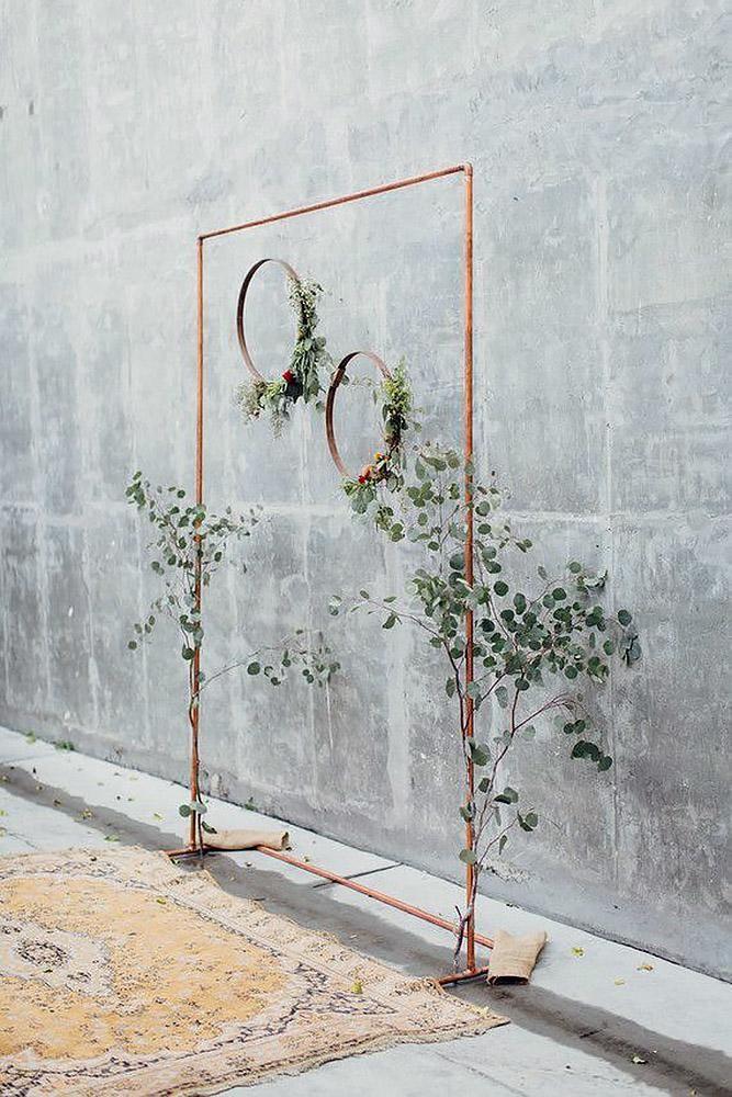 24 Cool Minimalist Wedding Decor Ideas