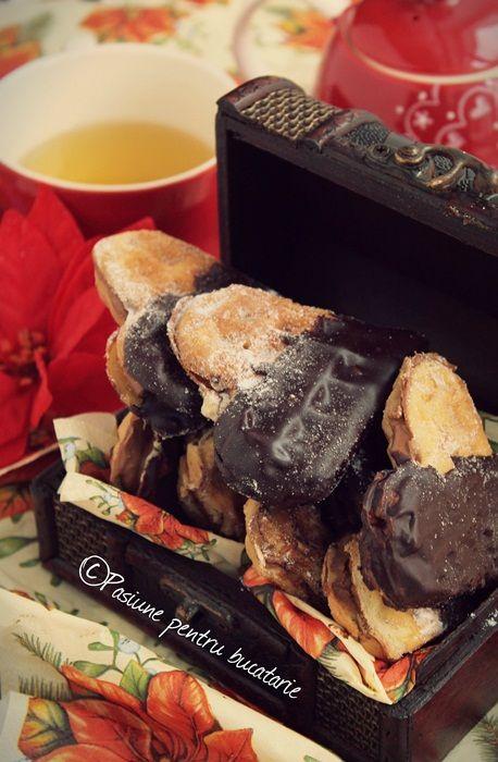Faguri cu ciocolata si Tea Party