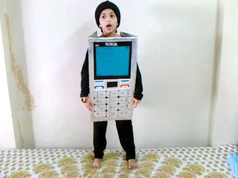 Surbhi as Mobile phone.mp4