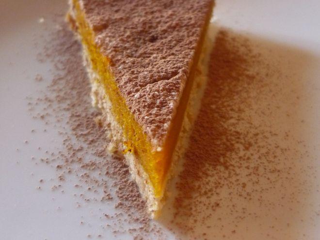 Ricetta Dessert : Crostata di zucca da Tortino al Cioccolato