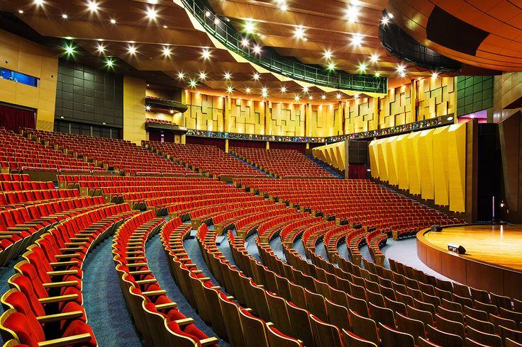 Manoel Coelho | Arquitetura & Design | Teatro Positivo Grande Auditório