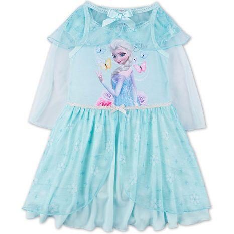 Disney Frozen-prinsessenjurk