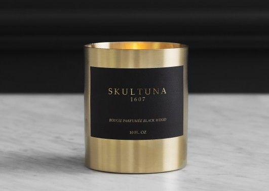 BOUGIE PARFUMÉE / SCENTED CANDLES | Global Online Store I Skultuna 1607