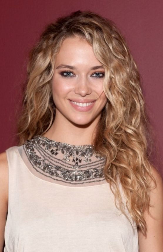 Sports Illustrated   SI.com Model Hannah Ferguson wears our Haute Hippie embellished neck & back tank to the Narciso Rodriguez Bottletop Collection x Pepsi US Launch  Shop similar top here: http://www.neimanmarcus.com/Haute-Hippie-Sleeveless-Embellished-Neck-Top-and-Cuffed-Drawstring-Easy-Pants/prod169500324/p.prod?ecid=NMCIGoogleProductAds&ci_sku=prod168160211skuBUFFPRLSCRYSTAL&ci_gpa=pla