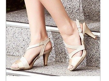 Bare All in Neutral Flats and Sandals for Summer
