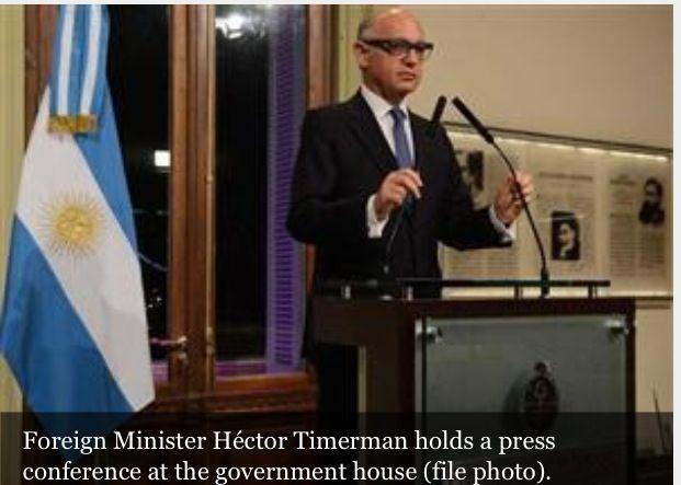 Argentina respondió a un report por el governmiento de US en el cinco de Marco. El US dice que Argentina tiene un grande problema de drugs. Officiales de Argentina dice que el US no tiene justo decidir comó un país es.