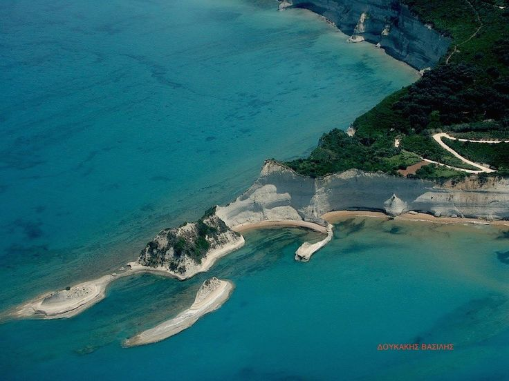 CAPE DRASTIS-THEMATIC PARK FROM ABOVE