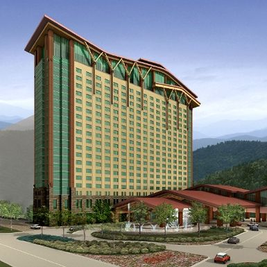 Harrah S Cherokee Resort Event Center Nc