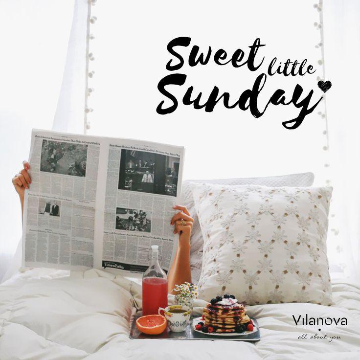 Sweet little Sunday 📰  #vilanova #vilanova_accessories #quotes #sundays