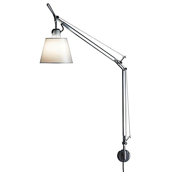 Tolomeo With Shade Wall Lamp Wall Lamp Lamp Swing Arm Wall Lamps