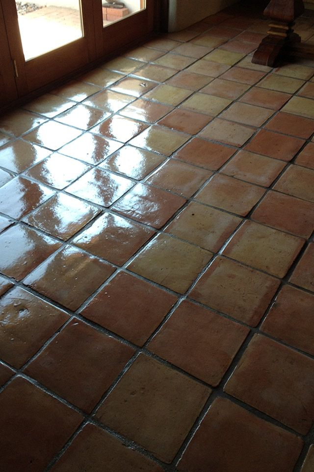 36 best images about saltillo mexican tile on pinterest for Adobe floor