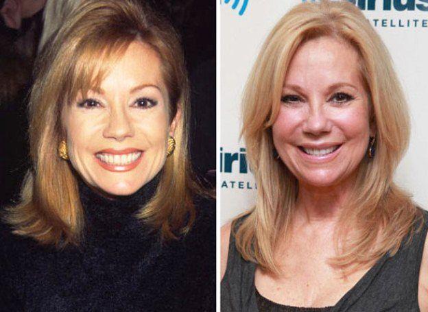 Kathie Lee Gifford Breast Implants Kathie Lee Giffo...