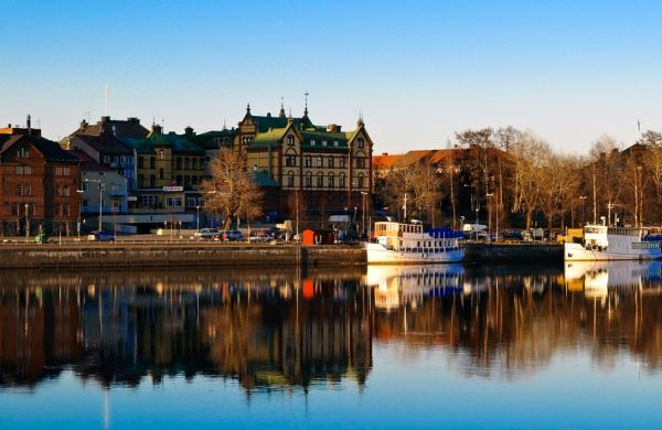 Umea, Sweden: European Capital of Culture 2014