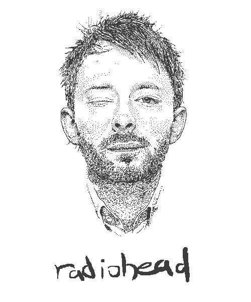 radiohead GIF