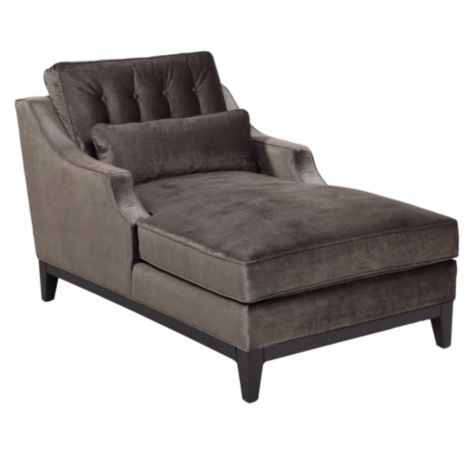 Best 25 lounge chairs for bedroom ideas on pinterest for Big comfy chaise lounge