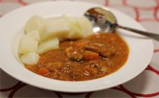 Easy Beef Casserole Recipe - Toddler