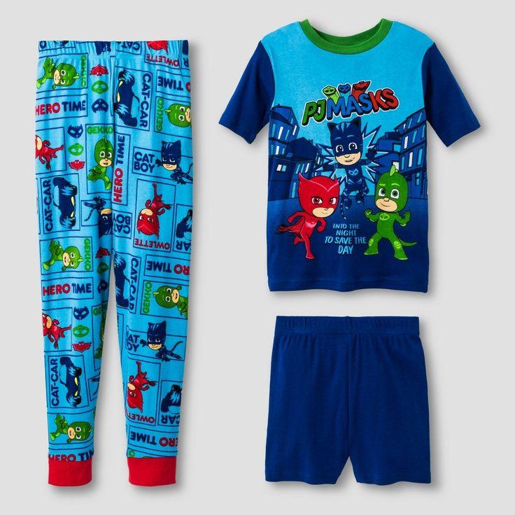 Boys' PJ Masks Pajama set - Blue 6, Boy's