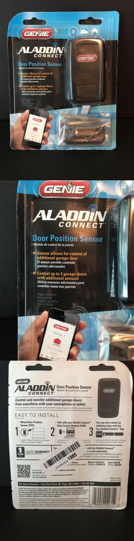 Garage Door Remotes 85899: Genie Aladdin Connect Door Position Sensor -> BUY IT NOW ONLY: $32.5 on eBay!
