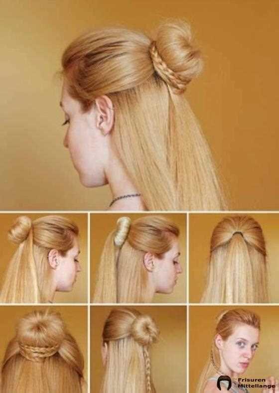 50 Neue Frisuren Fur Langes Haar 2019 2020 Hair Coole Bob