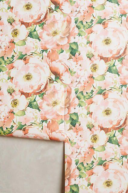 Florabelle Wallpaper - anthropologie.com