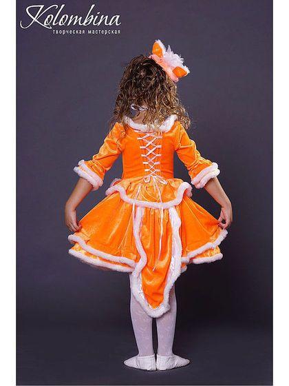 Купить или заказать карнавальный костюм лисы, лисички в интернет-магазине на Ярмарке Мастеров. В комплект входит: платье, шляпка (крепление: петельки для невидимок.
