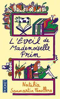 """l'instant des lecteurs: """"L'Eveil de Mademoiselle Prim"""" - Natalia SANMARTIN FENOLLERA"""