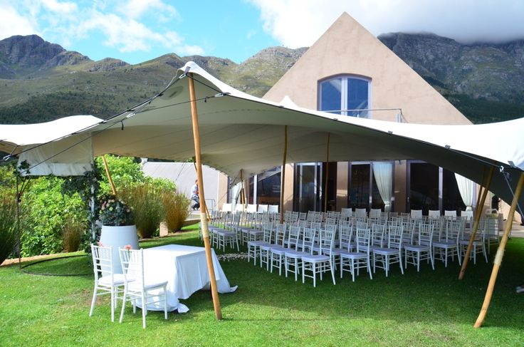 13 best semi permanent stretch tents images on pinterest for Semi permanent tent