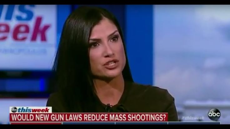 Dana Loesch Catches George Stephanopoulos Lying About the NRA: 'That's N...
